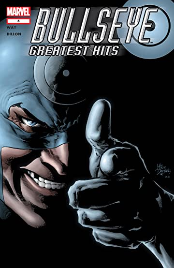 Bullseye: Greatest Hits (2004-2005) #5 (of 5)