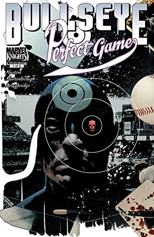 Bullseye: Perfect Game (2010) #1 (of 2)