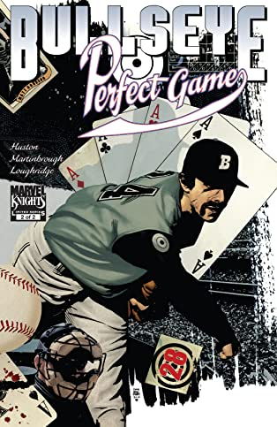 Bullseye: Perfect Game (2010) #2 (of 2)