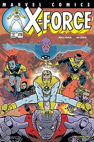 X-Force (1991-2004) #116