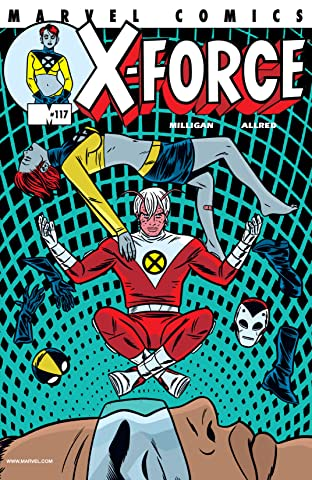 X-Force (1991-2002) No.117