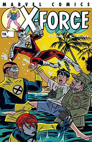 X-Force (1991-2002) No.118