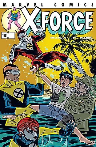 X-Force (1991-2004) #118