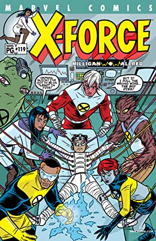 X-Force (1991-2002) No.119