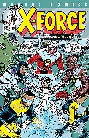 X-Force (1991-2004) #119