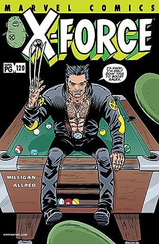 X-Force (1991-2004) #120