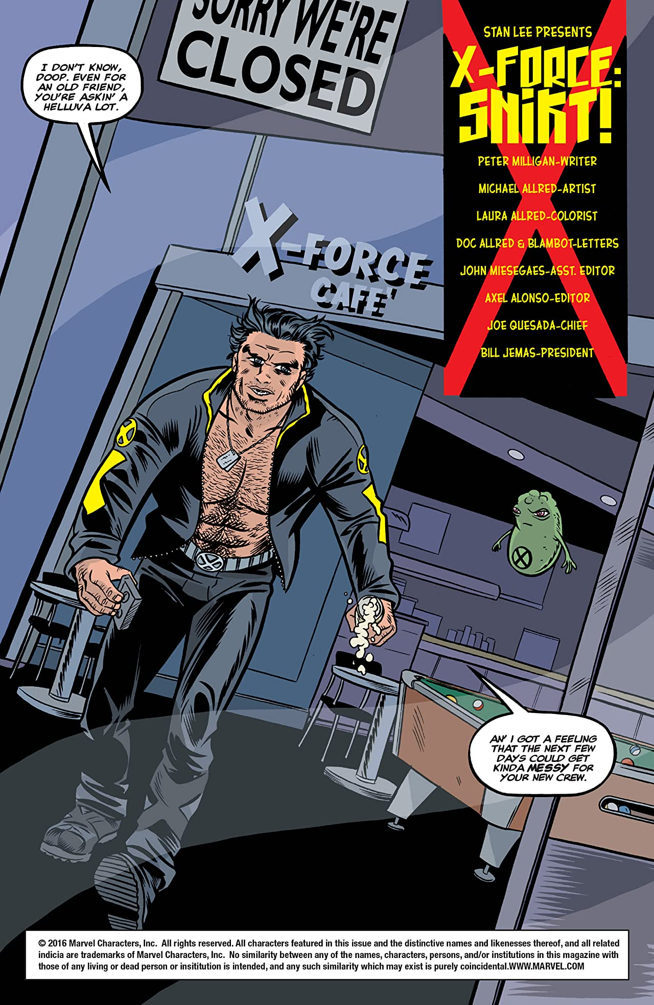 X-Force (1991-2002) No.120