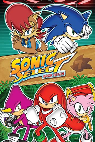 Sonic Select: Book Seven