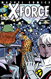 X-Force (1991-2002) No.121