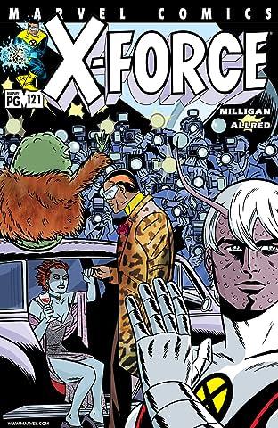 X-Force (1991-2004) #121