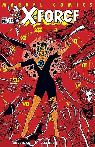 X-Force (1991-2004) #122