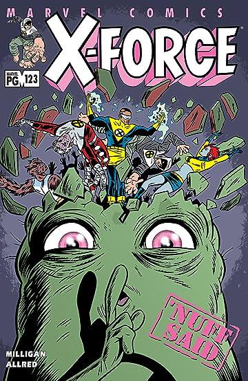 X-Force (1991-2002) #123