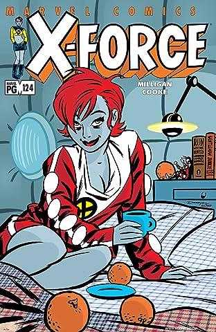 X-Force (1991-2004) #124