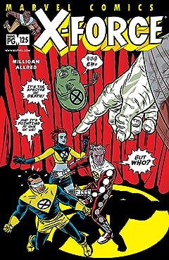 X-Force (1991-2002) #125
