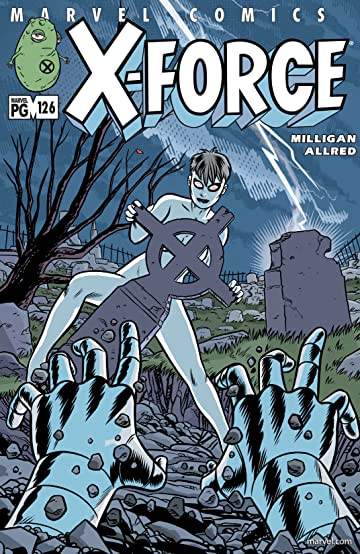 X-Force (1991-2002) No.126