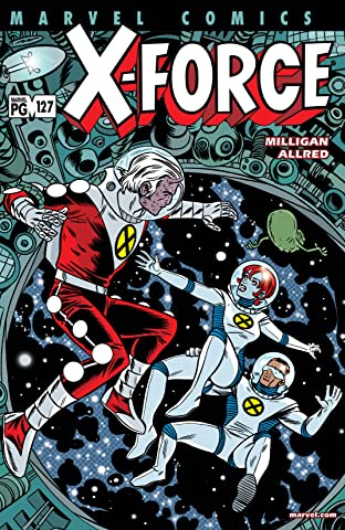 X-Force (1991-2004) #127