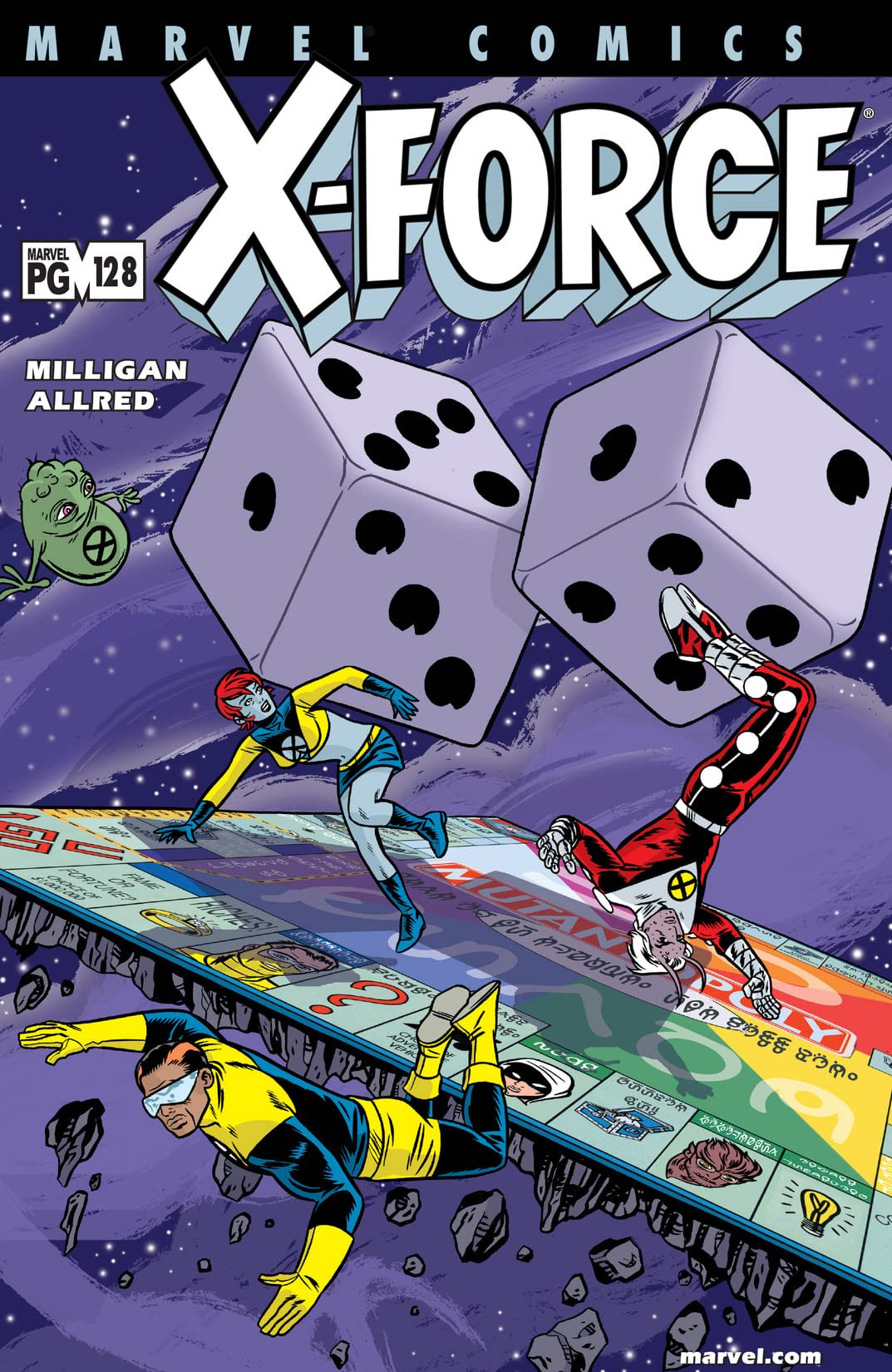X-Force (1991-2002) No.128
