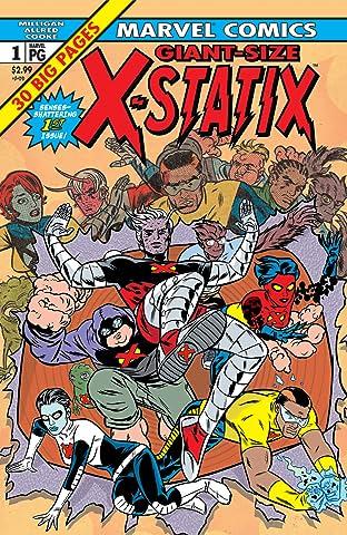 X-Statix (2002-2004) No.1
