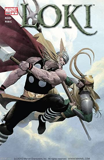 Loki (2004) #2 (of 4)