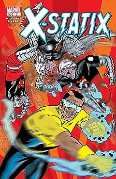 X-Statix (2002-2004) #2