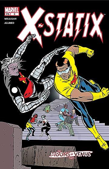 X-Statix (2002-2004) #6