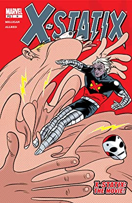 X-Statix (2002-2004) #9