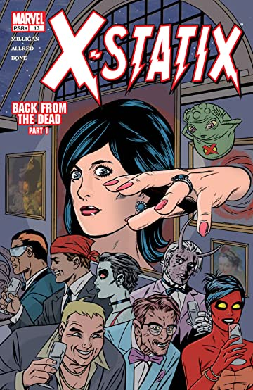 X-Statix (2002-2004) #13