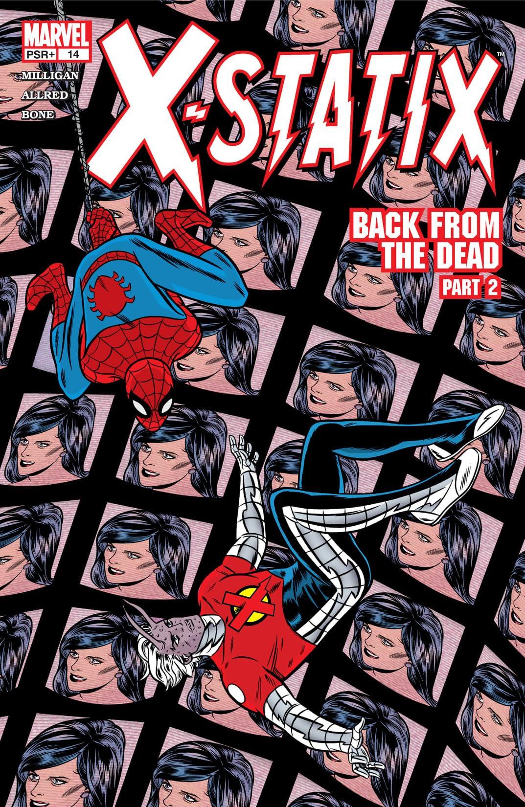 X-Statix (2002-2004) #14
