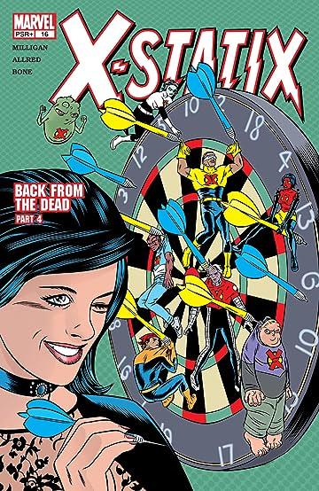 X-Statix (2002-2004) #16