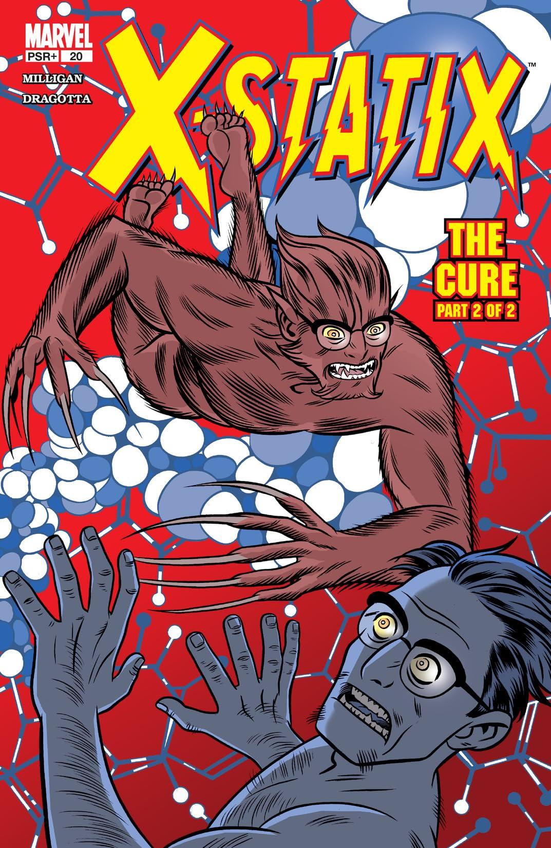 X-Statix (2002-2004) #20