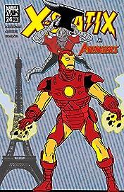 X-Statix (2002-2004) #24