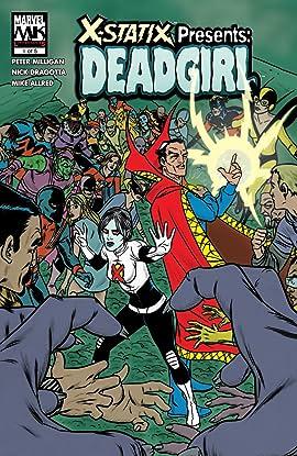 X-Statix Presents: Dead Girl (2006) #1 (of 5)