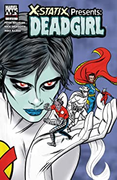 X-Statix Presents: Dead Girl (2006) #2 (of 5)