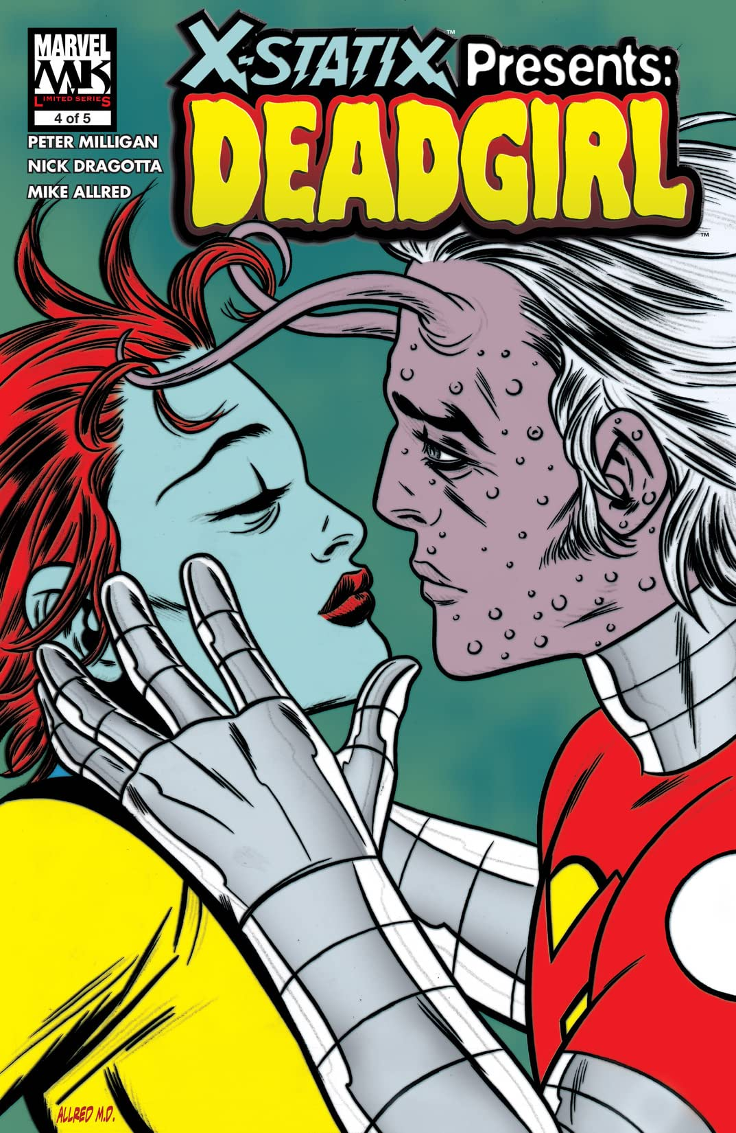 X-Statix Presents: Dead Girl (2006) #4 (of 5)