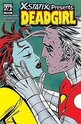 X-Statix Presents: Dead Girl (2006) #4 (of 5)