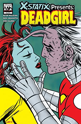 X-Statix Presents: Dead Girl (2006) No.4 (sur 5)