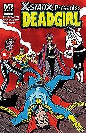X-Statix Presents: Dead Girl (2006) #5 (of 5)