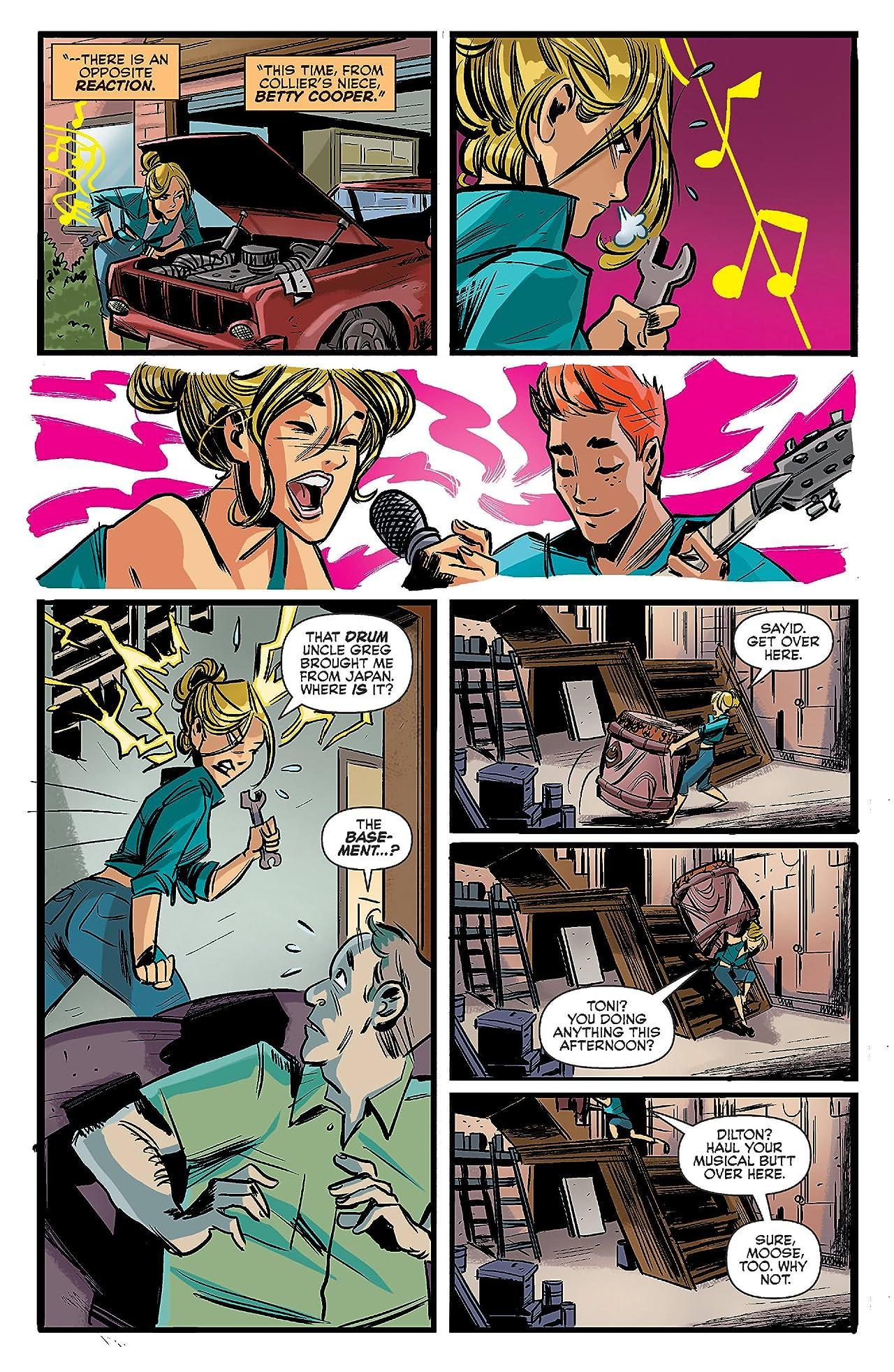 Archie (2015-) #11