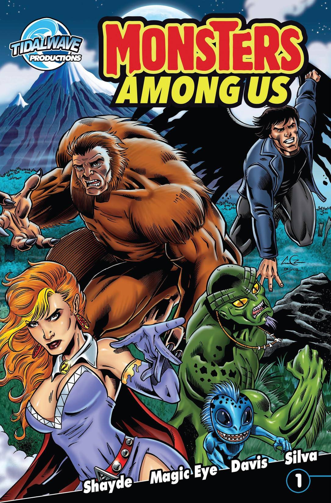 Monsters Among Us #1