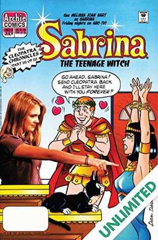 Sabrina the Teenage Witch #3