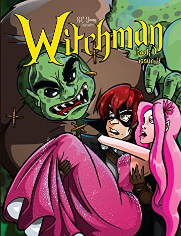 Witchman #4