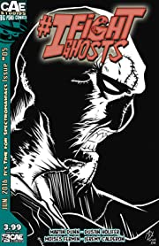 #IFightGhosts: The Spectromancer Chronicles #5
