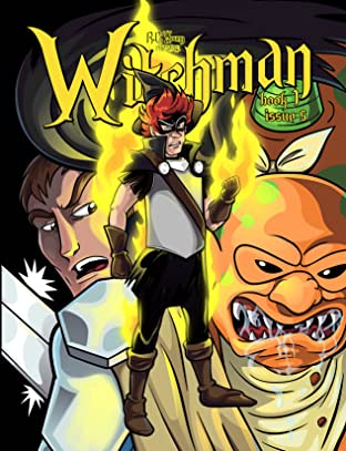 Witchman #5