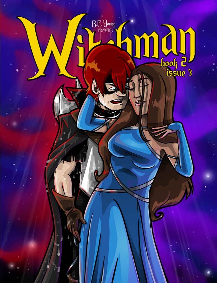 Witchman #8