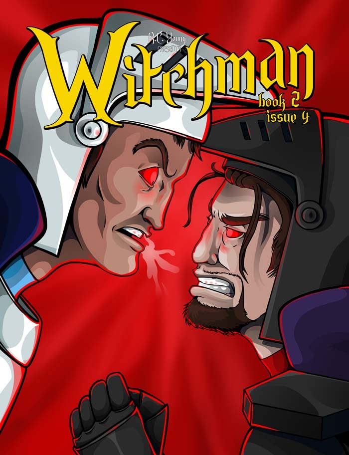 Witchman #9