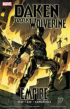 Daken: Dark Wolverine - Empire