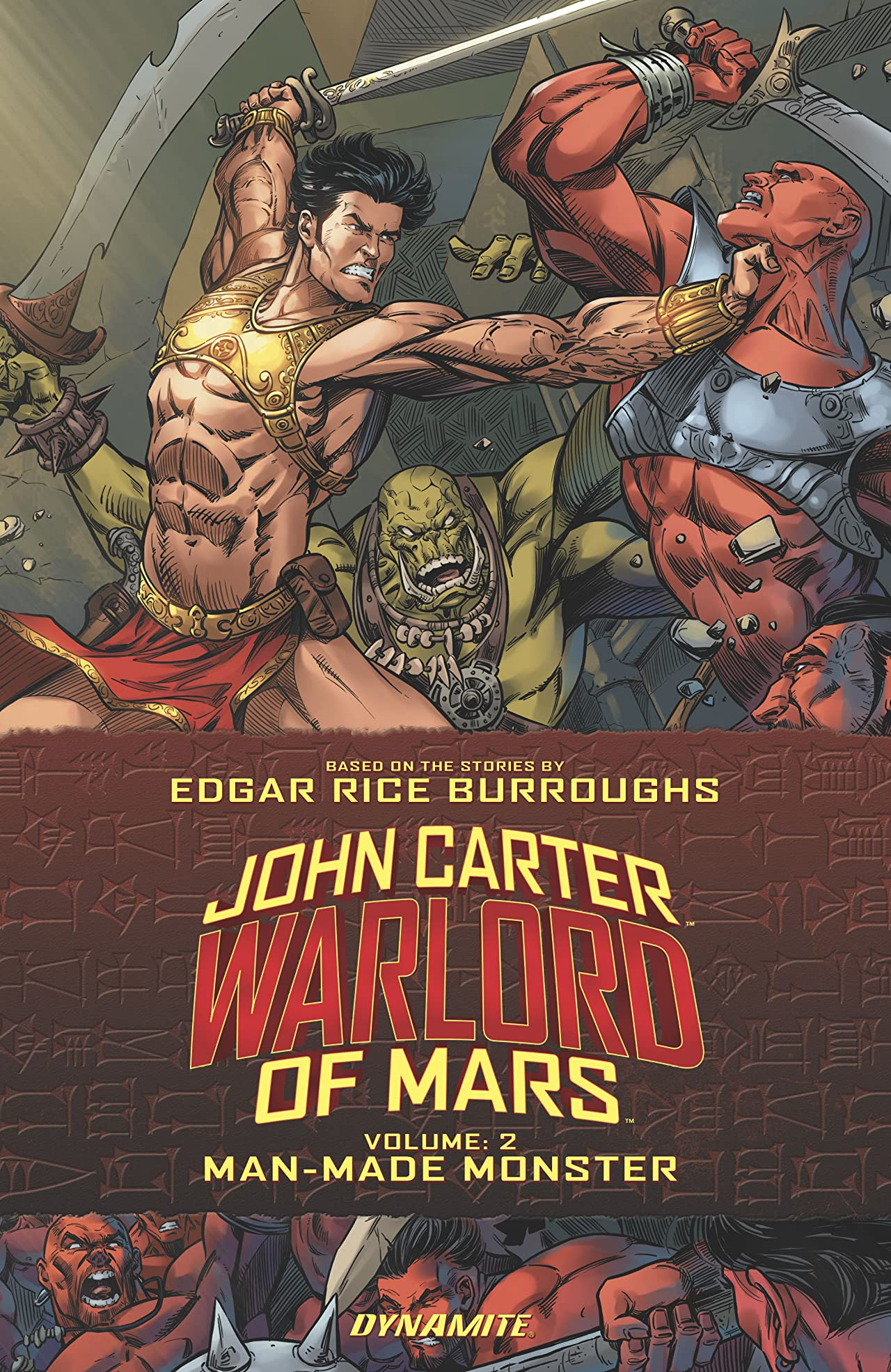 John Carter: Warlord Of Mars Vol. 2: Man Made Monster