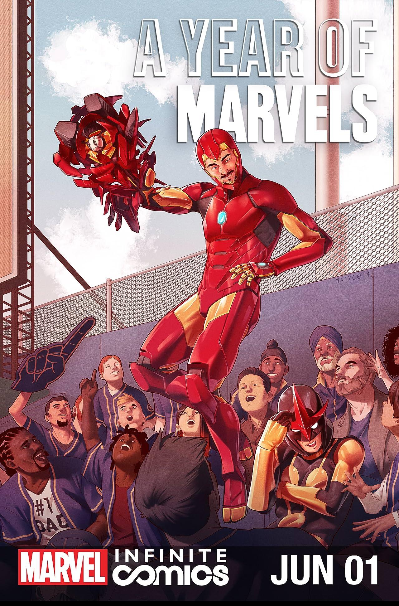 A Year Of Marvels: June Infinite Comic #1