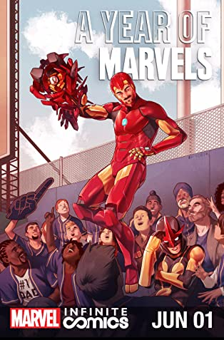 A Year Of Marvels: June Infinite Comic #1