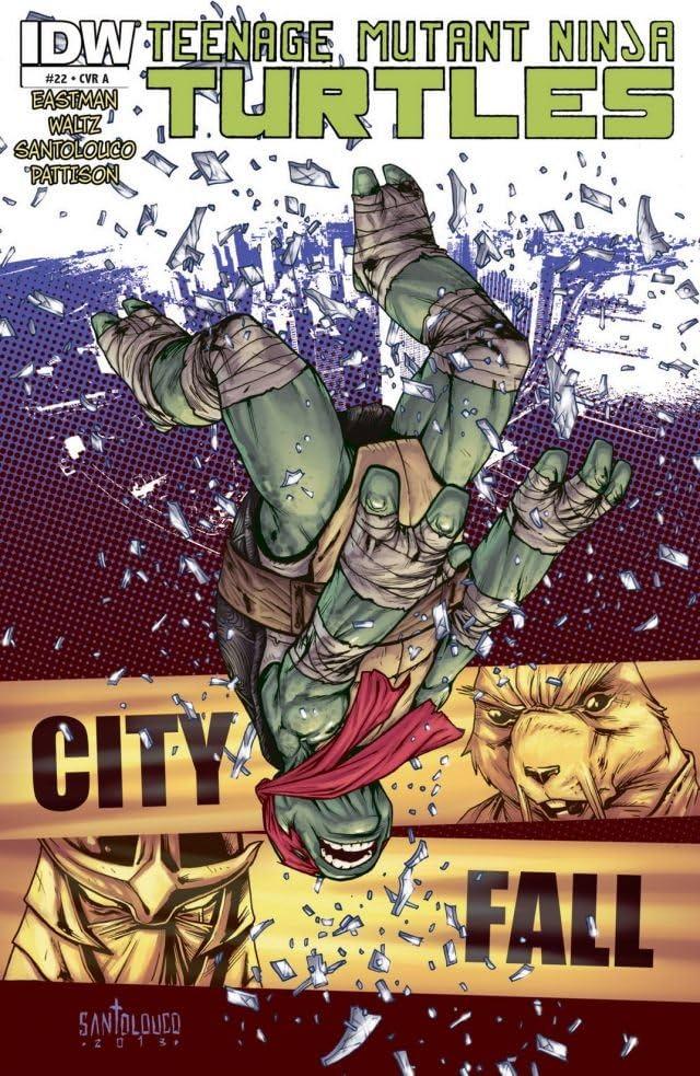 Teenage Mutant Ninja Turtles No.22